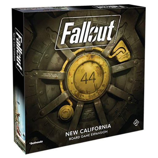 Fallout: New California Expansion - TOYTAG