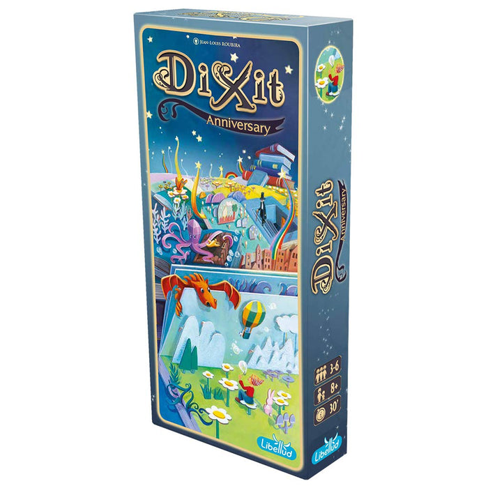 Dixit: 10th Anniversary 2nd Edition