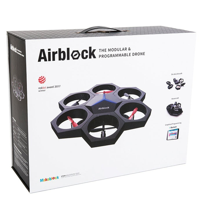Makeblock Airblock: The Modular and Programmable Starter Drone - TOYTAG