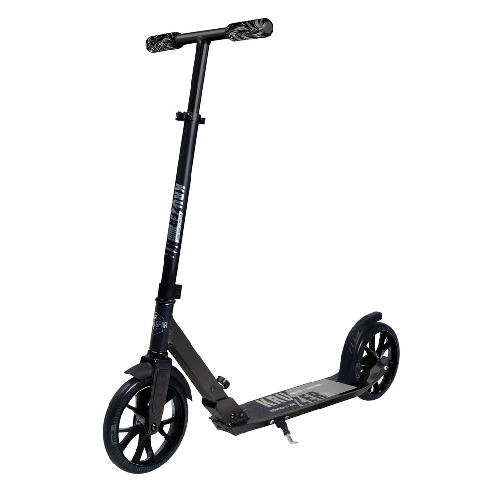 Madd Gear Kruzer 200mm Scooter - Black/Black