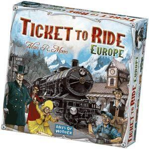 Ticket to Ride: Europe - TOYTAG
