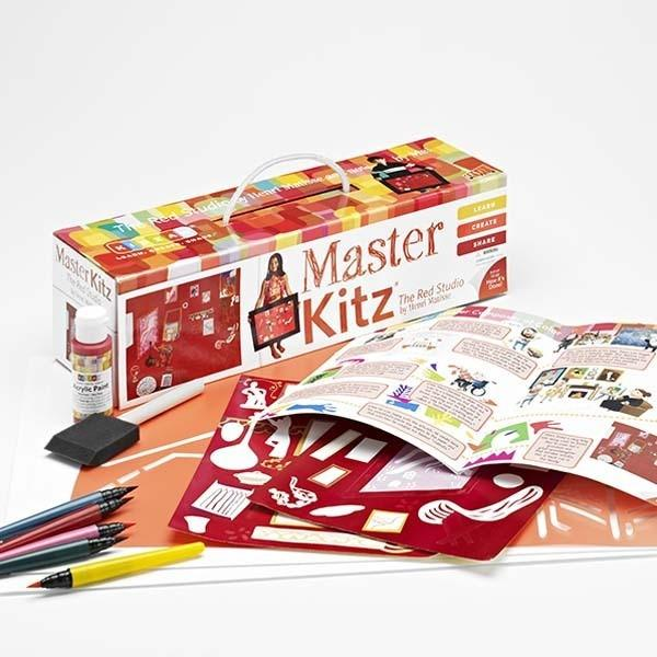 Master Kitz: The Red Studio - TOYTAG
