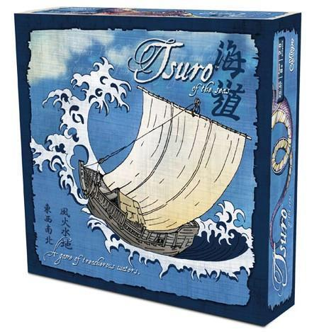 Tsuro of the Seas - TOYTAG