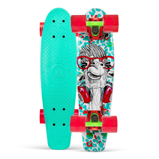"Madd Gear Retro Skateboard: 22"" Cruiser – G-Raffe"