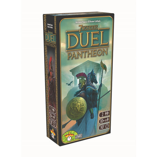 7 Wonders Duel: Pantheon Expansion - TOYTAG