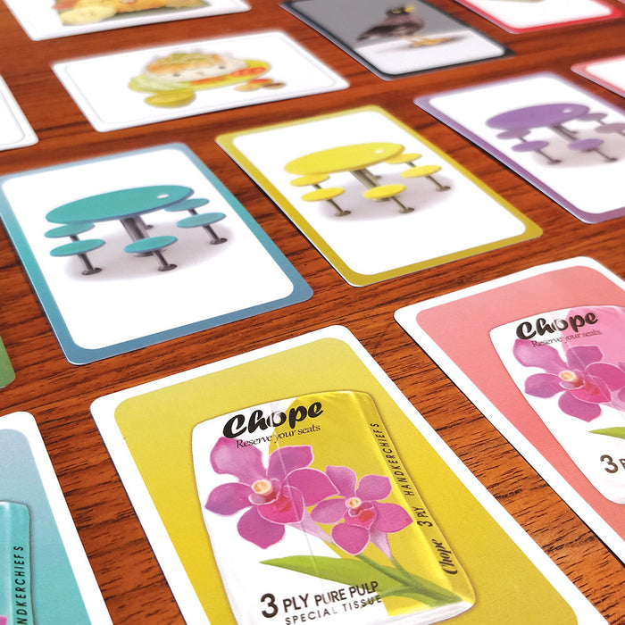 Chope! The Card Game