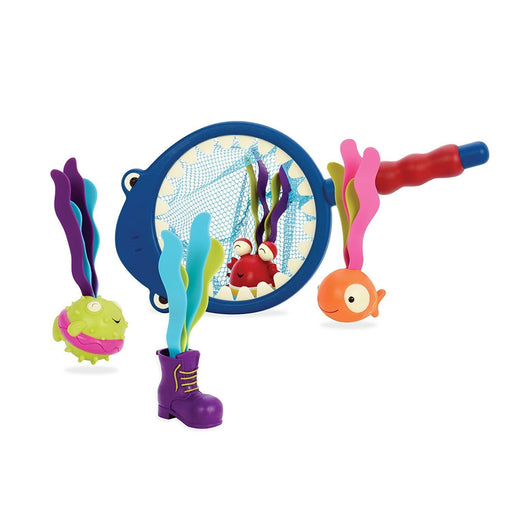 B. Scoop-A-Diving Set™ - TOYTAG