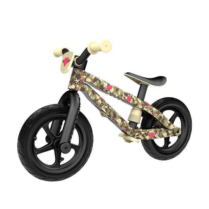 Chillafish BMXie-RS Balance Bike FAD Edition (Sergeant Heart)