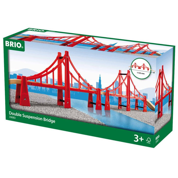 Double Suspension Bridge - TOYTAG