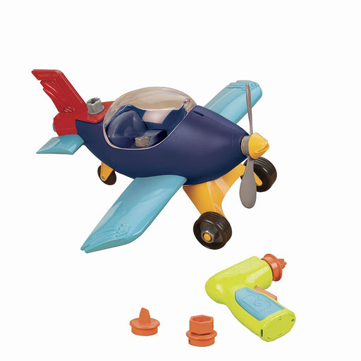 B. Build-A-Ma-Jigs Aeroplane™