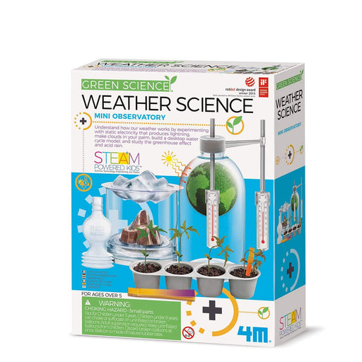 4M Green Science Weather Science Kit