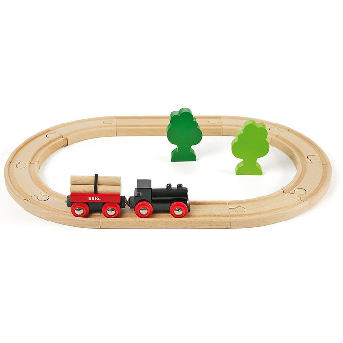 Little Forest Train Set - TOYTAG