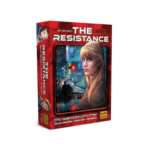 The Resistance (The Dystopian Universe) 3rd Edition