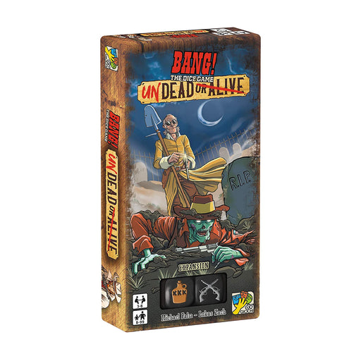 BANG! The Dice Game - Undead or Alive Expansion