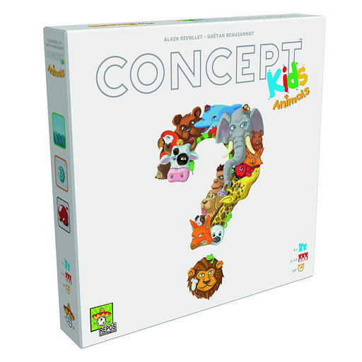 Concept Kids Board Game - TOYTAG