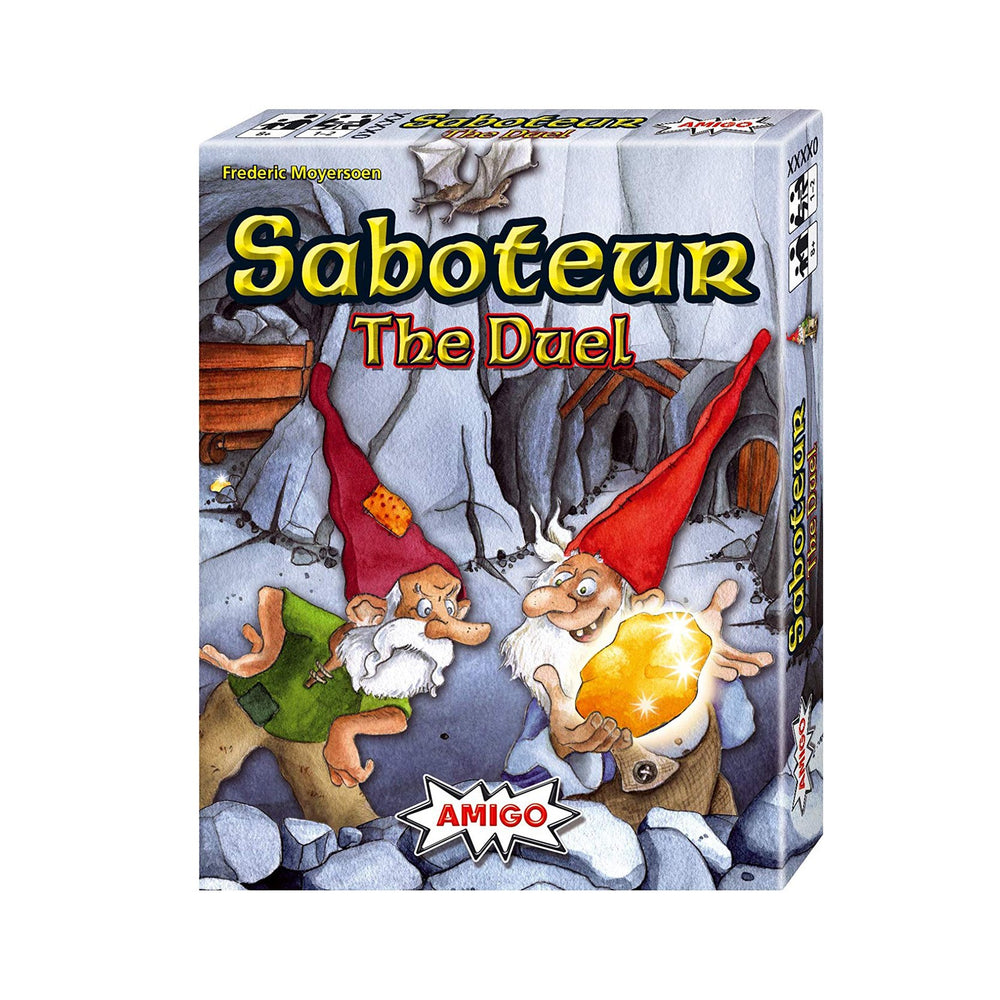 Saboteur Duel Card Game