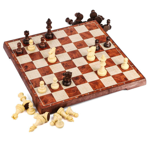 Brain Series Classic Chess Set