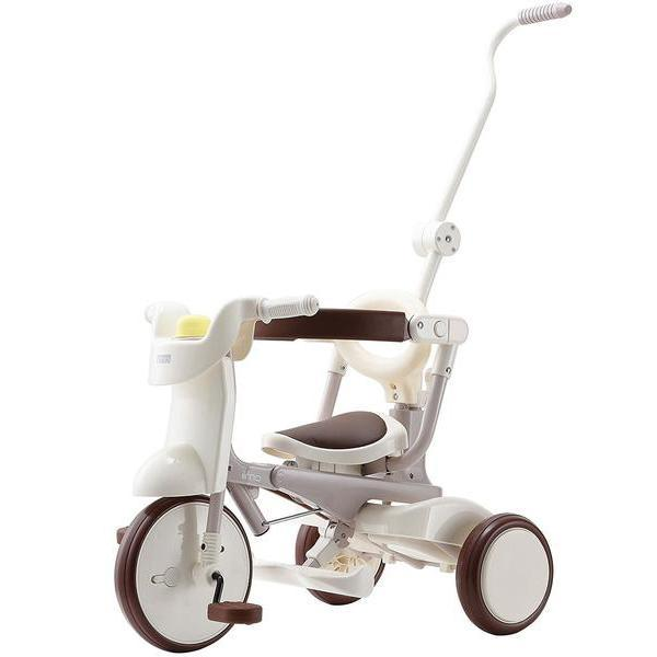 iimo Foldable Tricycle #2 - Gentle White - TOYTAG