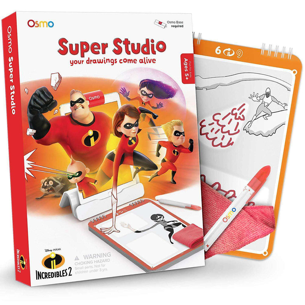 Osmo Super Studio Disney Pixar The Incredibles 2