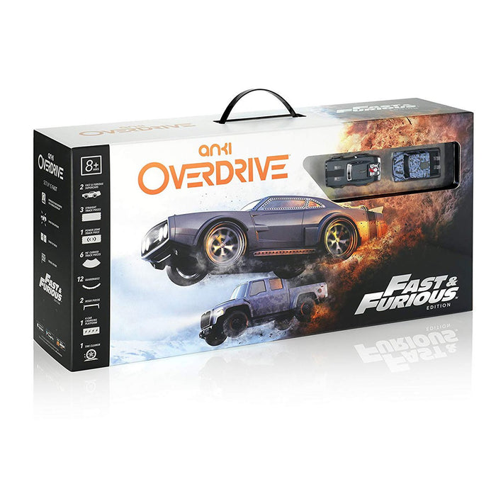 OverDrive - Fast and Furious Edition Starter Kit