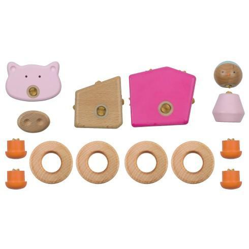 EQB Piggy - Car Series - TOYTAG