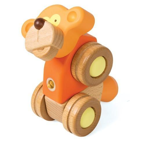 EQB Monkey - Car Series - TOYTAG