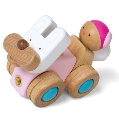 EQB Bunny - Car Series - TOYTAG
