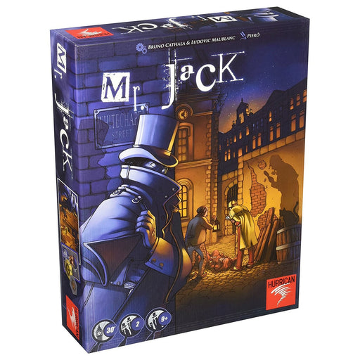 Mr. Jack Revised Edition - TOYTAG