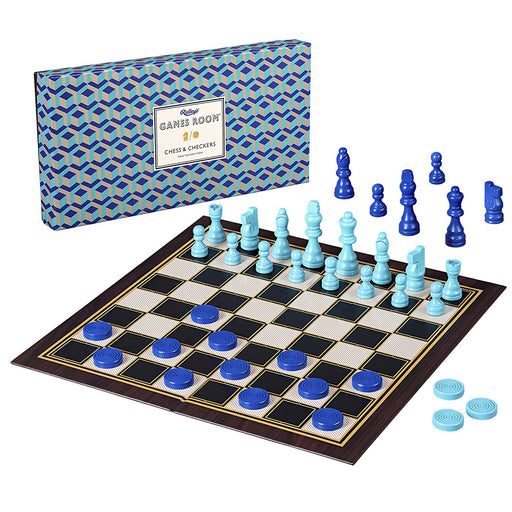 Games Room - Classic Chess & Checkers