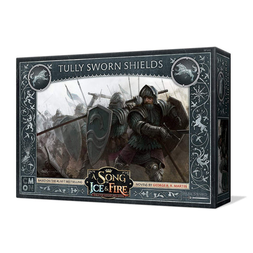 A Song of Ice and Fire: Tully Sworn Shields Unit Box - TOYTAG