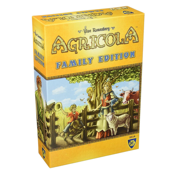 Agricola: Family Edition - TOYTAG