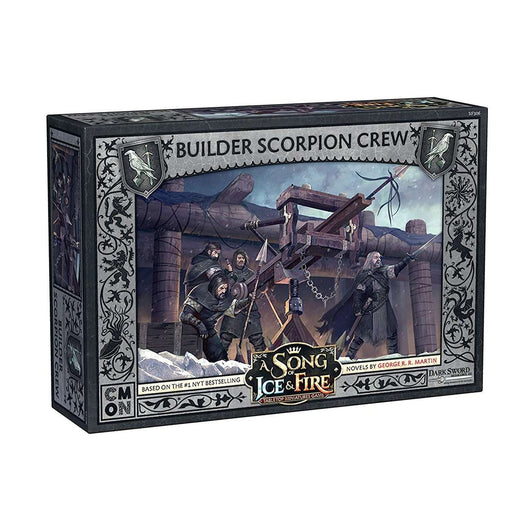 A Song of Ice and Fire: Builder Scorpion Crew Unit Box - TOYTAG