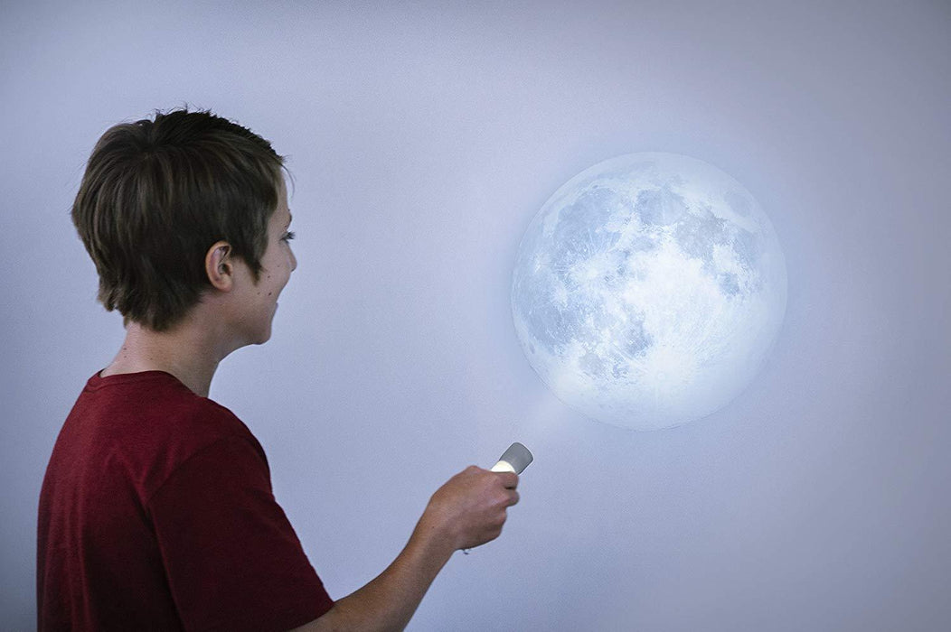 4M KidzLabs Super Moon Torch - TOYTAG