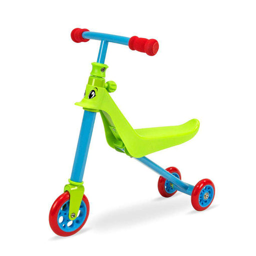 Zycom Zykster 2-In-1 Scooter-And-Balance Trike