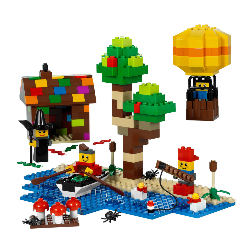 LEGO Education Sceneries Set