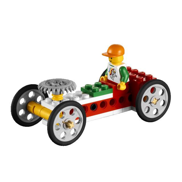 Buy Lego Education Simple Machines Set Online At Toytag Singapore