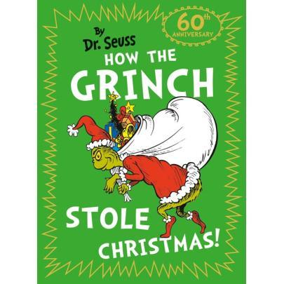 Grinch That Stole Christmas.How The Grinch Stole Christmas