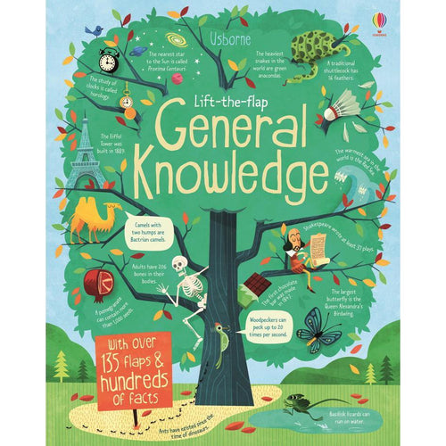 Lift-the-flap General Knowledge - TOYTAG