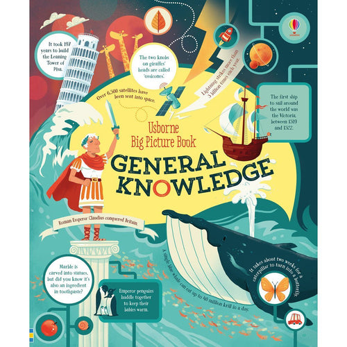 Big picture book of general knowledge - TOYTAG