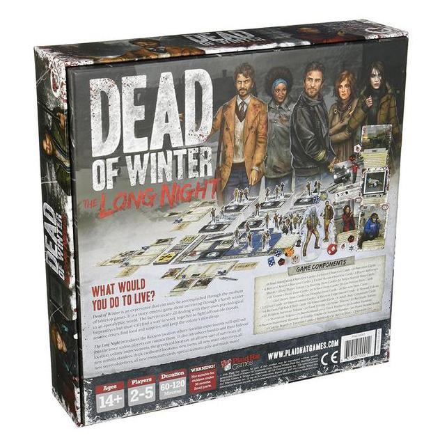 Dead of Winter: The Long Night - TOYTAG