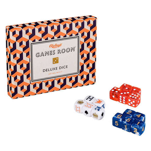 Games Room - Dice Set - TOYTAG