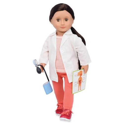 Family Doctor Doll - Nicola - TOYTAG