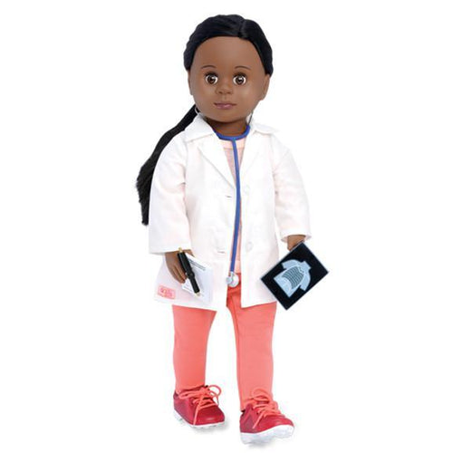 Family Doctor Doll - Meagann - TOYTAG