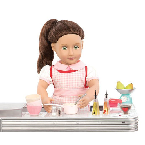 Cute as Pie Kitchen Playset - TOYTAG