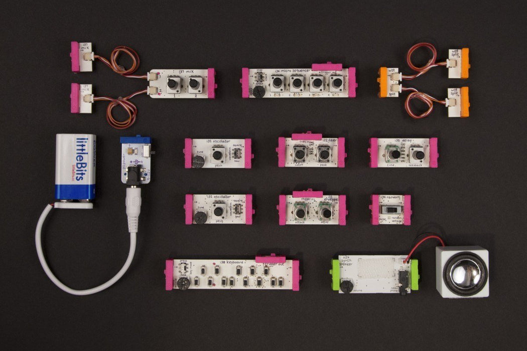 littleBits Synth Kit - TOYTAG