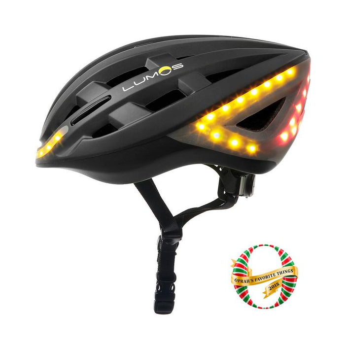 Lumos Helmet - The best smart bicycle helmet with signal lights