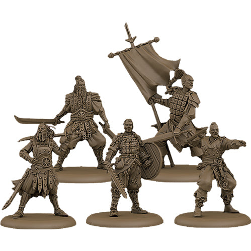A Song of Ice & Fire : Bloody Mummers Skirmishers Unit Box