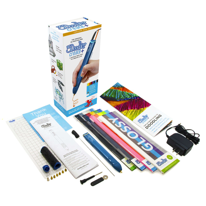 3Doodler Create + Deluxe Pen Set (TOYTAG Exclusive) - TOYTAG