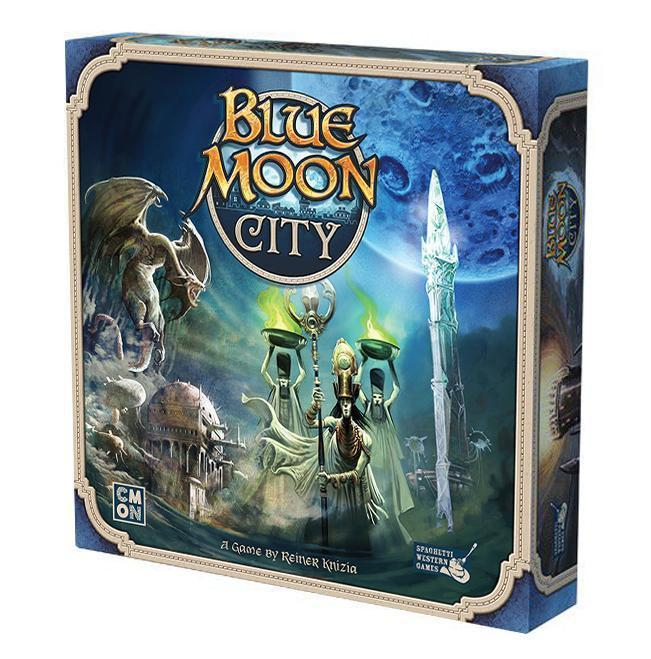 Blue Moon City - TOYTAG