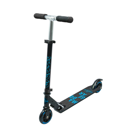 MADD Carve Alloy Kick Scooter - Blue & Black